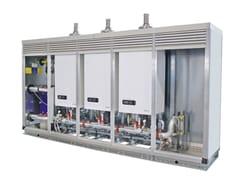 Generatore termico modulare a condensazione cabinatoMODULO XL TOP IN LINEA - ATAG ITALIA