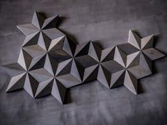 Rivestimento tridimensionale modulare in calcestruzzoMODUULI - CRÉER