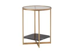 Tavolino di servizio rotondo MOHANA TABLE SMALL - Mohana