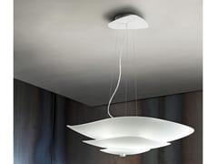 Lampada a sospensione a LED in vetroMOLEDRO_P - LINEA LIGHT GROUP