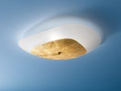 Plafoniera a luce diretta in vetroMOLEDRO_S - LINEA LIGHT GROUP
