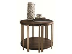 Tavolino rotondo MONDRIAN | Tavolino - Mondrian