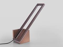 Lampada da scrivania a luce diretta in alluminio con dimmerMONDRIAN TAVOLO - LIGHT ENGINEERING DESIGN