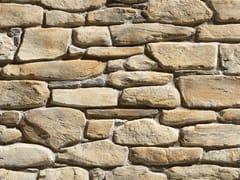 Rivestimento di facciata in pietra ricostruitaMONIGA P31 - GEOPIETRA®