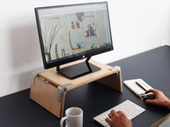 Supporto Laptop / Monitor in legno MONITOR / LAPTOP STAND - MODOS