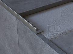 Profilo paraspigolo in alluminioMONO FIX - MOX ALUMINIUM PROFILE SYSTEMS