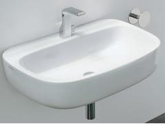 Lavabo sospeso in ceramica MONO' | Lavabo sospeso - Mono'