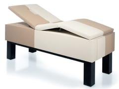 Gamma & Bross, MONOLITH MAC Lettino per massaggi elettrico in ecopelle