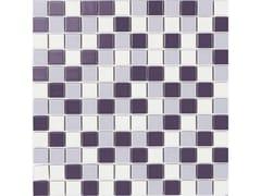 Mosaico in gres porcellanato per interni ed esterniMONTALE MIX MATT - LUCIDI - CE.SI. CERAMICA DI SIRONE