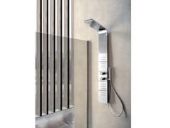 Colonna doccia a parete con doccettaMONTE ANTELAO - WEISS-STERN