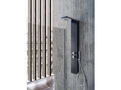 Colonna doccia a parete con doccettaMONTE BALDO - WEISS-STERN