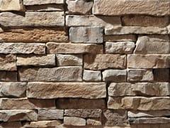 Rivestimento in pietra ricostruitaMONTE PANEL | Marrone Reale - GEOPIETRA