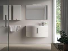 Mobili bagno con specchioMOON 01 - BLOB