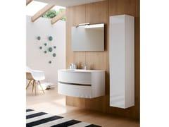 Mobile lavabo sospeso con armadioMOON 07 - BMT