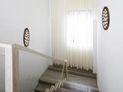 Lampada da parete / lampada da soffittoMOON 144/76 - GIBAS