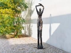 Gardeco, MOON STARING Scultura in bronzo