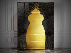 Credenza in legno e vetro con illuminazione integrataMORGIANA™ - TECNOTELAI