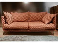 Divano in tessuto a 2 postiMOROSO - GENTRY - ARCHIPRODUCTS.COM