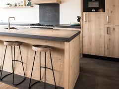 Top cucina in materiali cementiziMORTEX | Top cucina - BEAL INTERNATIONAL