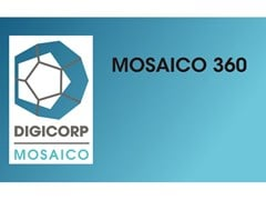 DIGI CORP, MOSAICO 360 Software online/cloud