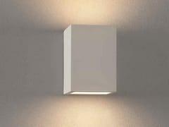 Applique a luce diretta e indiretta in gessoMOSTO - ASTRO LIGHTING