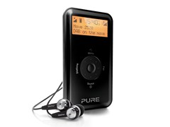 Radio con batteria ricaricabile con cuffie MOVE 2520 - PURE INTERNATIONAL LIMITED