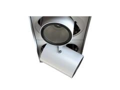 Faretto a LED orientabile in alluminio da incassoMOVE FOCUS | Faretto rettangolare - LUCIFERO'S