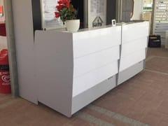 Banco reception per ufficioMOVIDESK SPEED - MOVIDOS