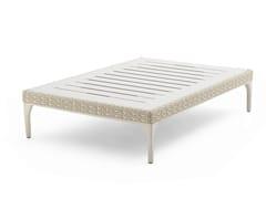 Tavolino da giardino rettangolare in HPL MU | Tavolino rettangolare - MU