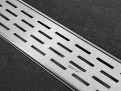 Scarico per doccia in acciaio inoxMULTI FIXT - EASY SANITARY SOLUTIONS