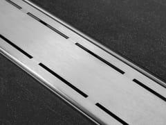 Scarico per doccia in acciaio inoxMULTI OUTSIDE - EASY SANITARY SOLUTIONS