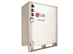 Pompa di calore ad aria/acquaMULTI V WATER IV | Pompa di calore ad aria/acqua - LG ELECTRONICS ITALIA