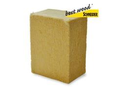 Pannello in fibra di legnoMULTITHERM 110 - 3THERM S.R.L.