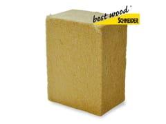 Pannello in fibra di legnoMULTITHERM 140 - 3THERM S.R.L.