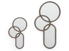 Specchio con cornice da pareteMULTITUDE - DITRE ITALIA