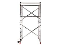 Trabattello per cantiere e bricolage in alluminioMULTIUSOS - JOSÉ LUÍS & CA. LDA.
