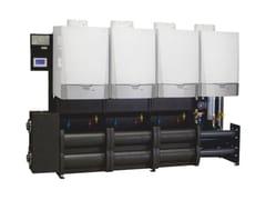 Condensation boilers