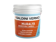 BALDINI VERNICI, MURALYA IDROPITTURA LAVABILE Pittura murale lavabile