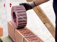 RUREGOLD, MURFOR COMPACT Rete metallica per il rinforzo strutturale delle murature
