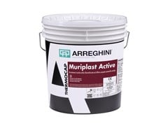 Rivestimento a spessore acrilicoMURIPLAST ACTIVE - CAP ARREGHINI