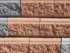 Gruppo CIVA, MURO A SECCO Elementi prefabbricati in calcestruzzo