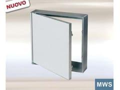 Botola di ispezione in alluminioMWS | Botola di ispezione - FF SYSTEMS