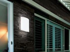 Applique per esterno a LED in policarbonatoMYWHITE_U - LINEA LIGHT GROUP