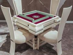 Tavolo da gioco quadratoTavolo da Mahjong - VISMARA DESIGN