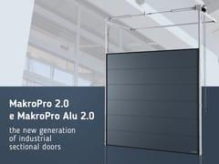 WISNIOWSKI, MakroPro 2.0 / MakroPro Alu 2.0 Portone sezionale
