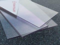 Lastra solida in policarbonato alte prestazioniMakrolon® TITAN - APA GROUP SPA