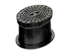 R.M. MANFREDI, Chiusino per idrante sottosuolo Chiusino e griglia per impianto idrosanitario