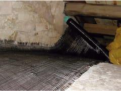 BASF Construction Chemicals, MasterBrace NET Rete di rinforzo in carbonio / vetro