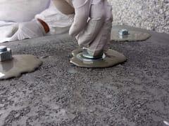 BASF Construction Chemicals, MasterFlow 960 TIX Malta cementizia tissotropica per ancoraggi