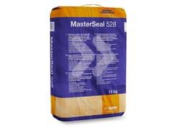 BASF Construction Chemicals, MasterSeal 528 Impermeabilizzante monocomponente